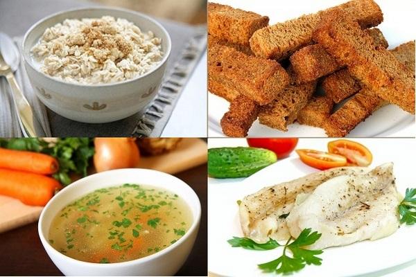 Лечение и диета при диарее
