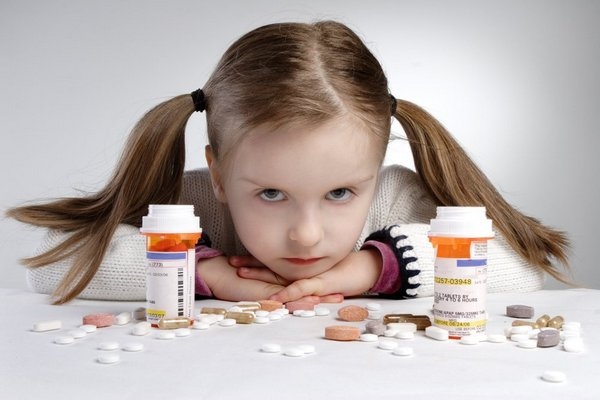 Антибиотики ребенку до года при поносе и рвоте