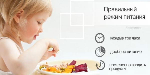 Что лучше кушать при поносе