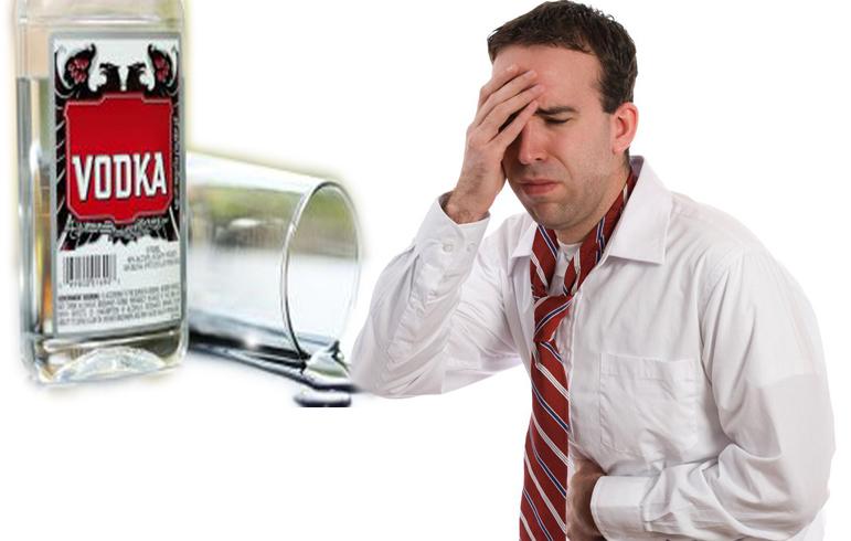 Почему понос после алкоголя на следующий день
