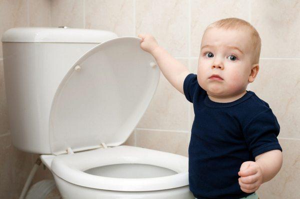Понос с пузырьками у ребенка